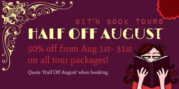 Half Off August