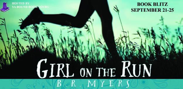 GIRL ON THE RUN BLITZ BANNER new