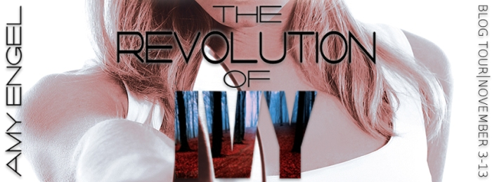the revolution of ivy tour banner